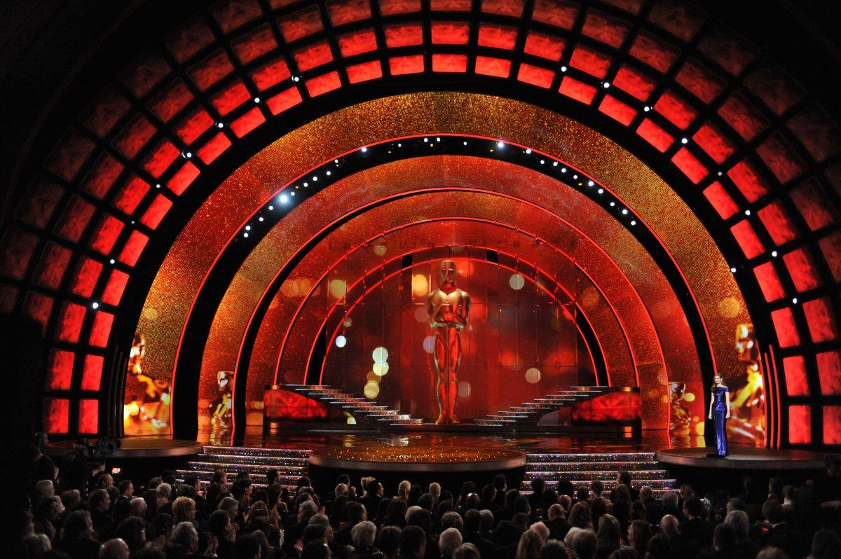 Oscars Stage Designs Tales Till Dawn